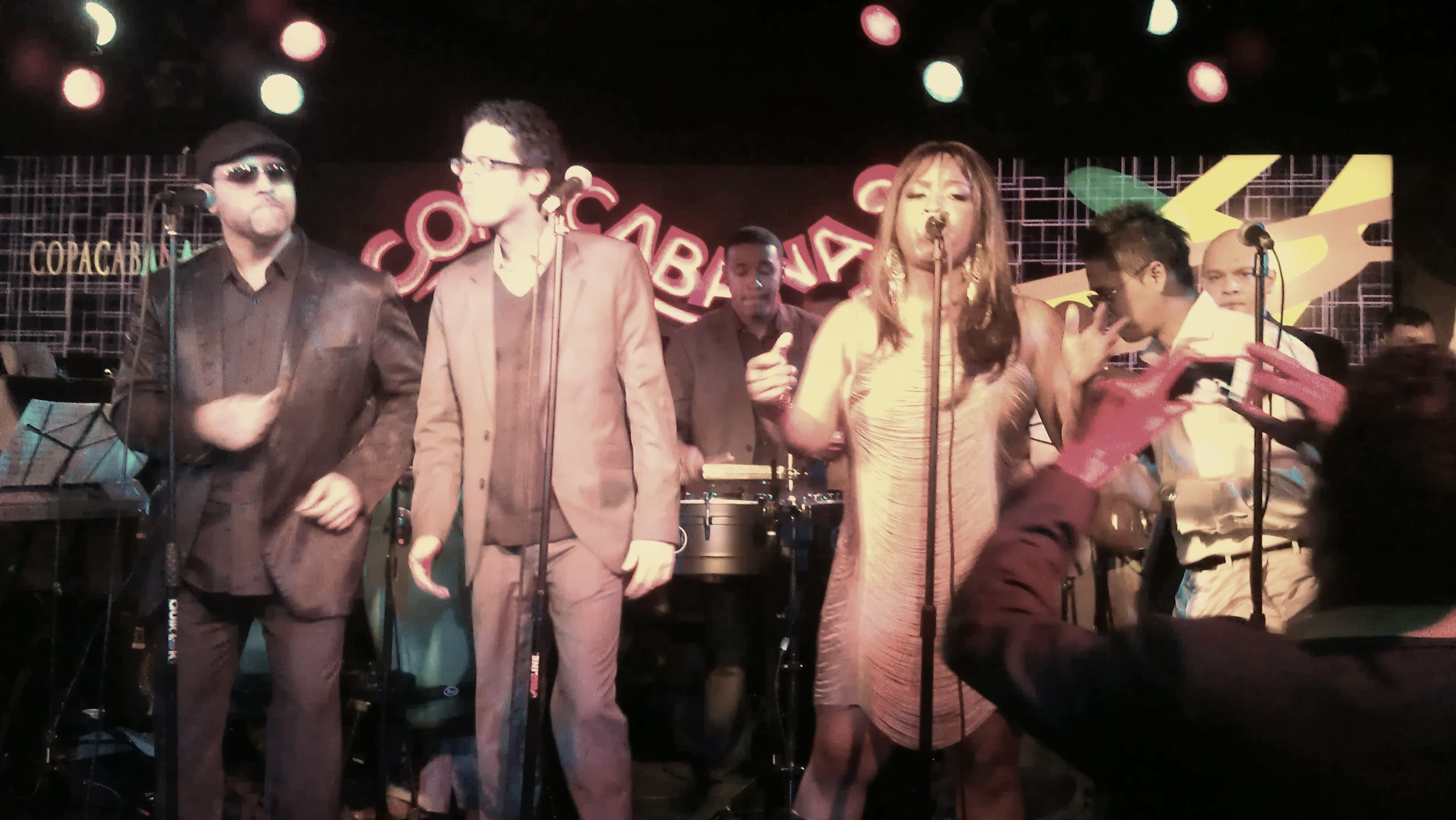 Photos: Our Latin Thing Live At The Copacabana 1/25/12
