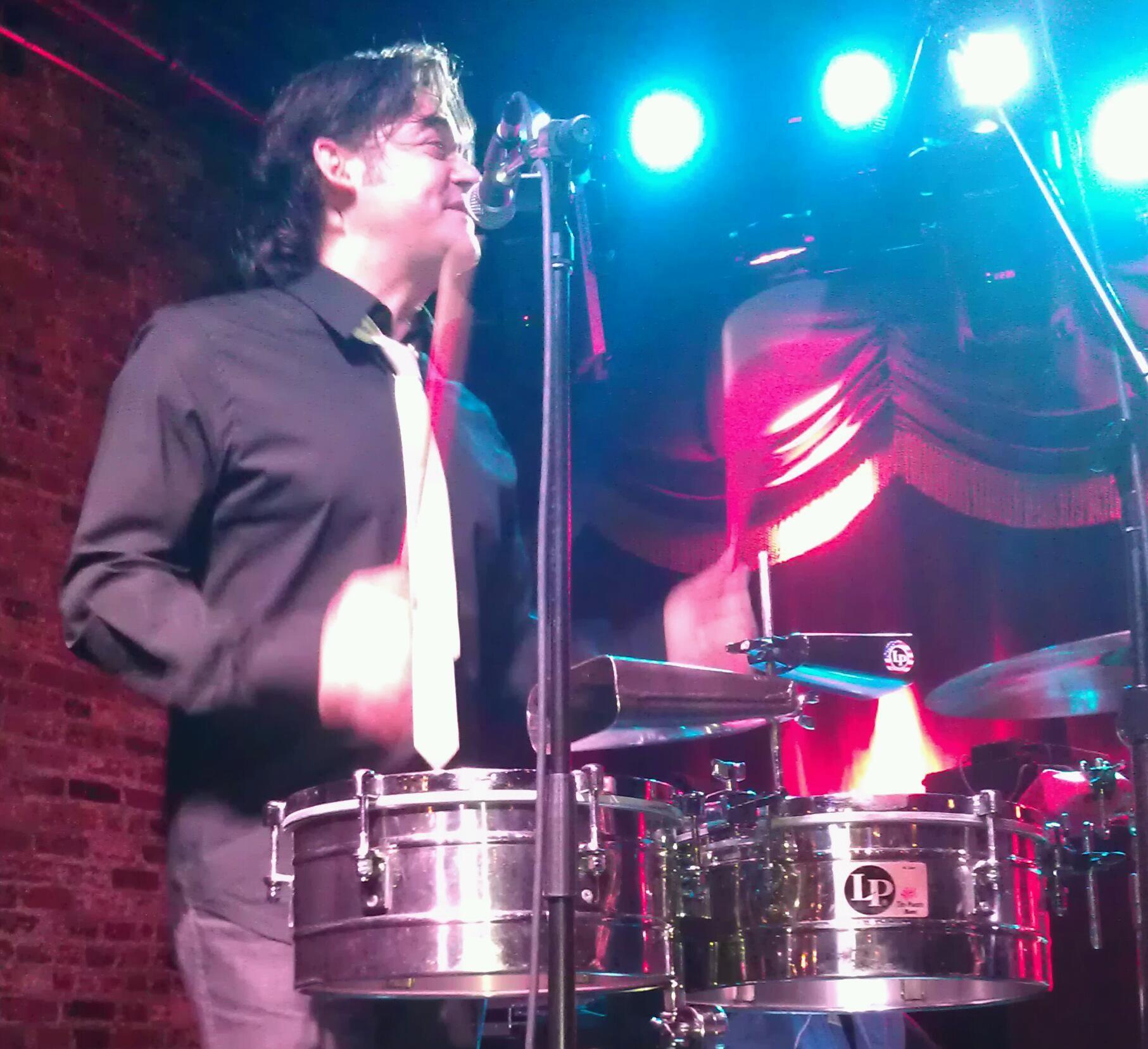 Photos: Williamsburg Salsa Orchestra Live At Brooklyn Bowl 10/17/11