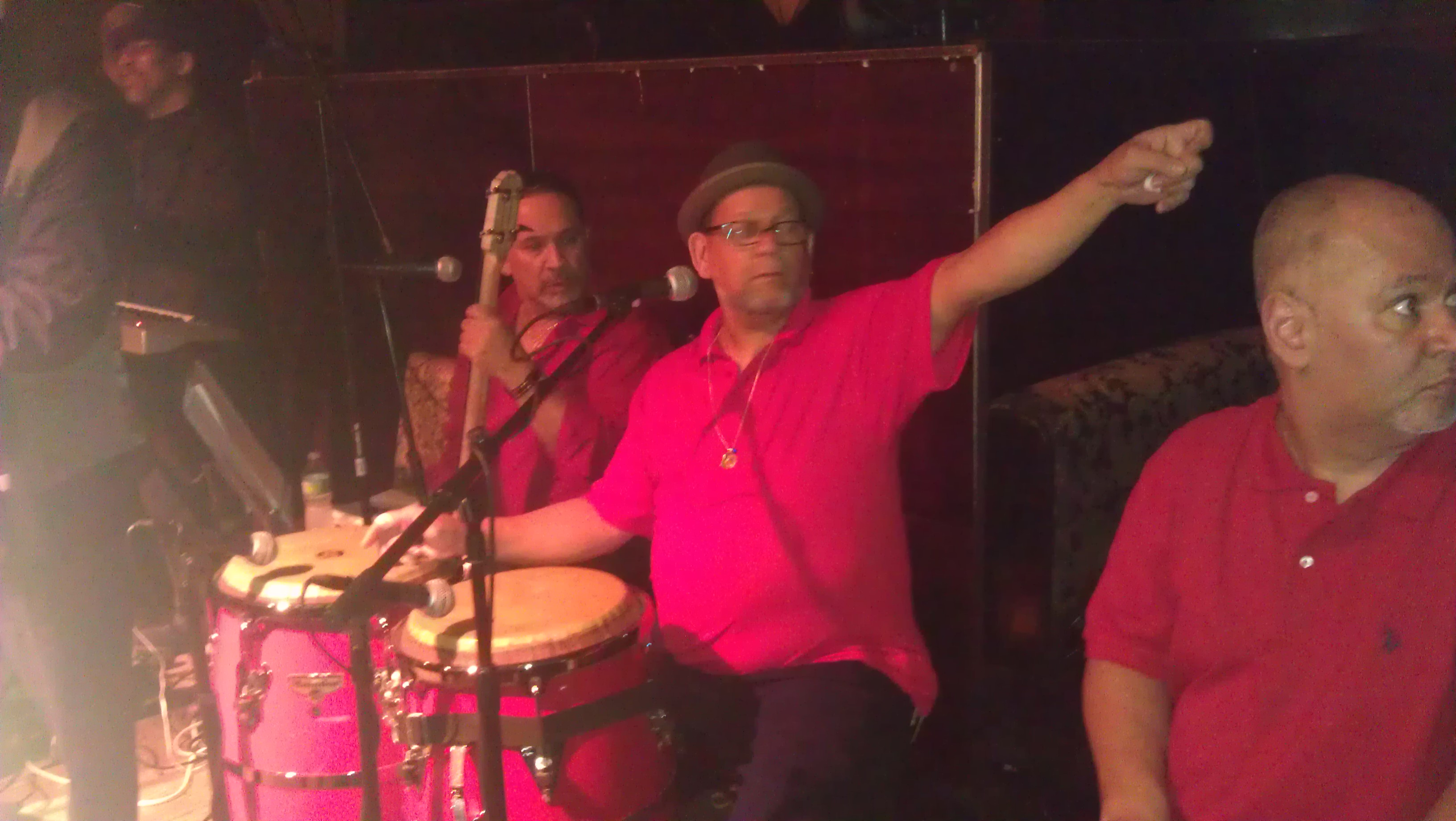 Photos: The New Swing Sextet Ft. Don Sonero Live At The Taj Lounge 12/26/11
