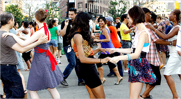 """Sunset Salsa"" Summer Series Returns To NYC For The 4th Consecutive Year"