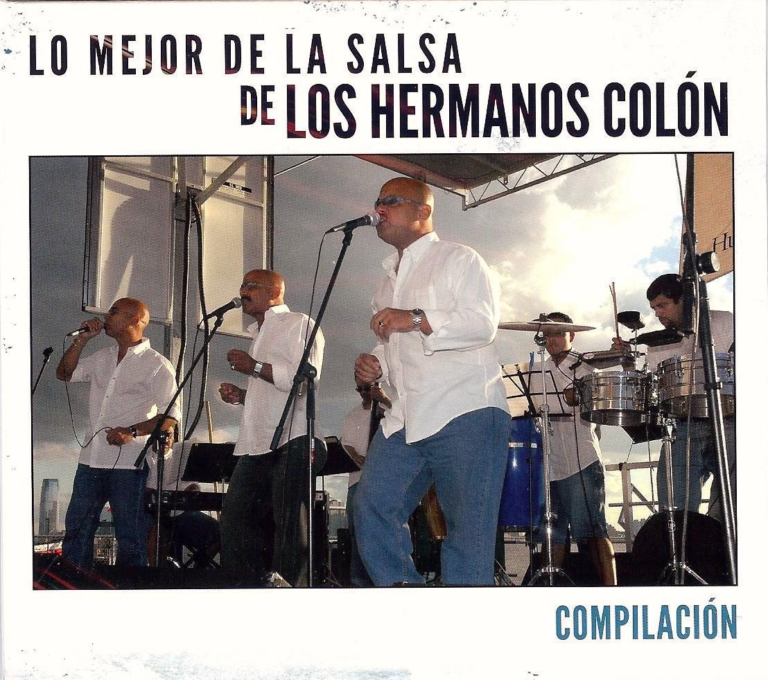 """Review: Los Hermanos Colon """"Sabre Olvidar"""""""
