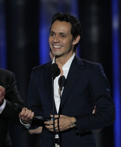 Marc Anthony Becomes Recipient Of 2012 Billboard Hall Of Fame Award
