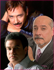 Back To The 80′s II Featuring Eddie Santiago, Tony Vega, and Ray De La Paz