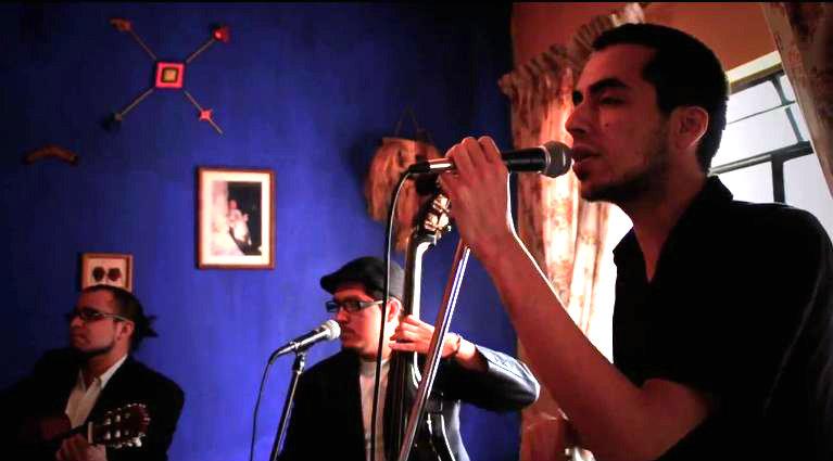 """Music Video: La Nelson Candela Orquesta """"Hubiera"""""""