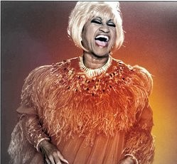 Celia Cruz Honored by The Smithsonian National Museum of American History