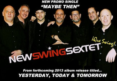 """Review: The New Swing Sextet """"Maybe Then"""""""