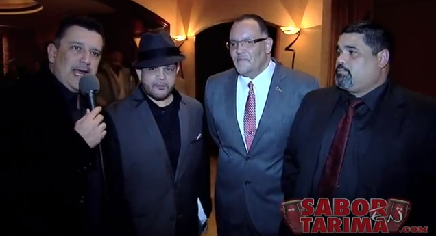 Sabor Tarima Interviews Walter Baez, DJ Rey Boricua & Daniel Ortiz