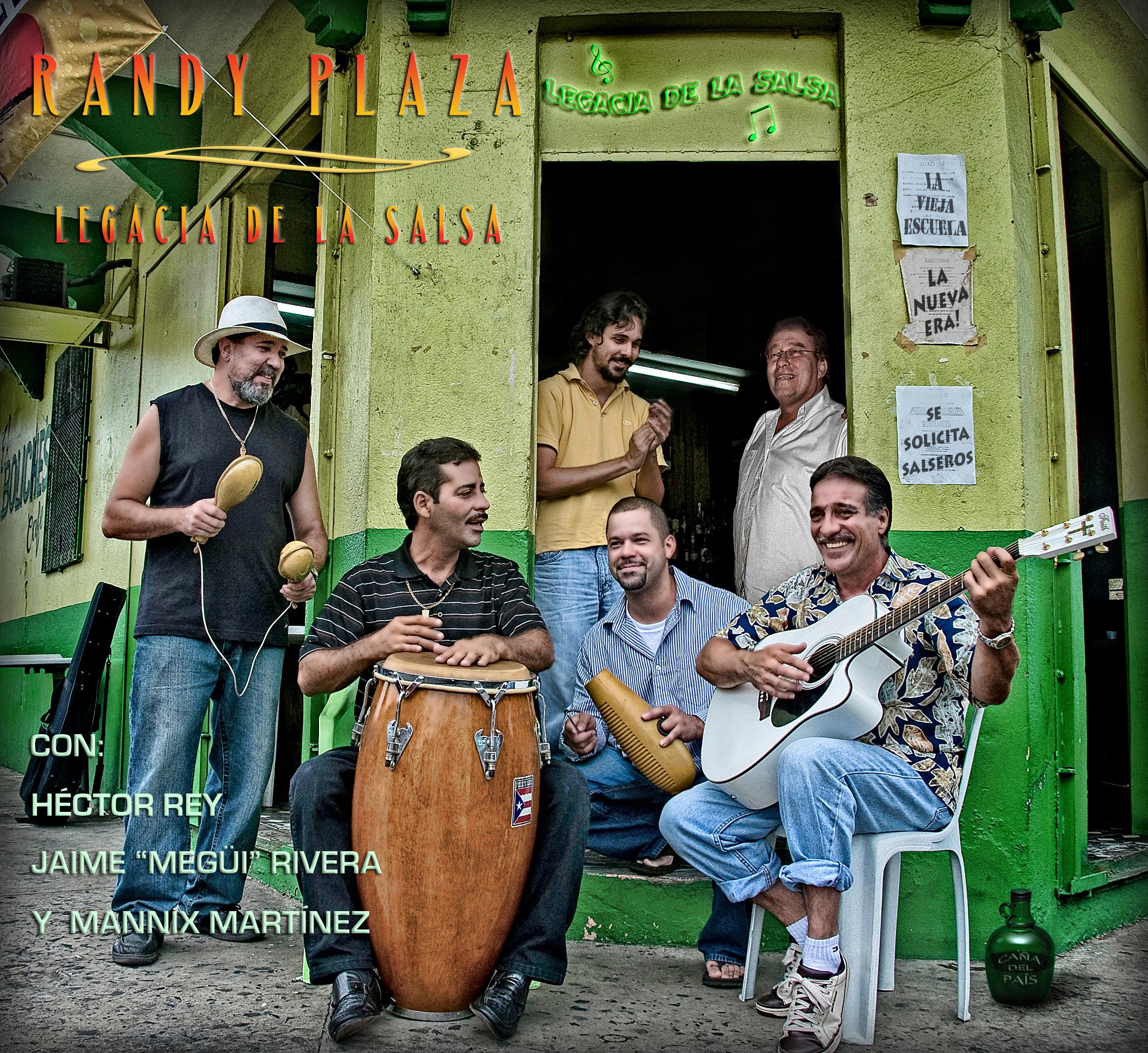 """Review: Randy Plaza y La Legacia De La Salsa """"Se Me Ha Metido En La Piel"""""""