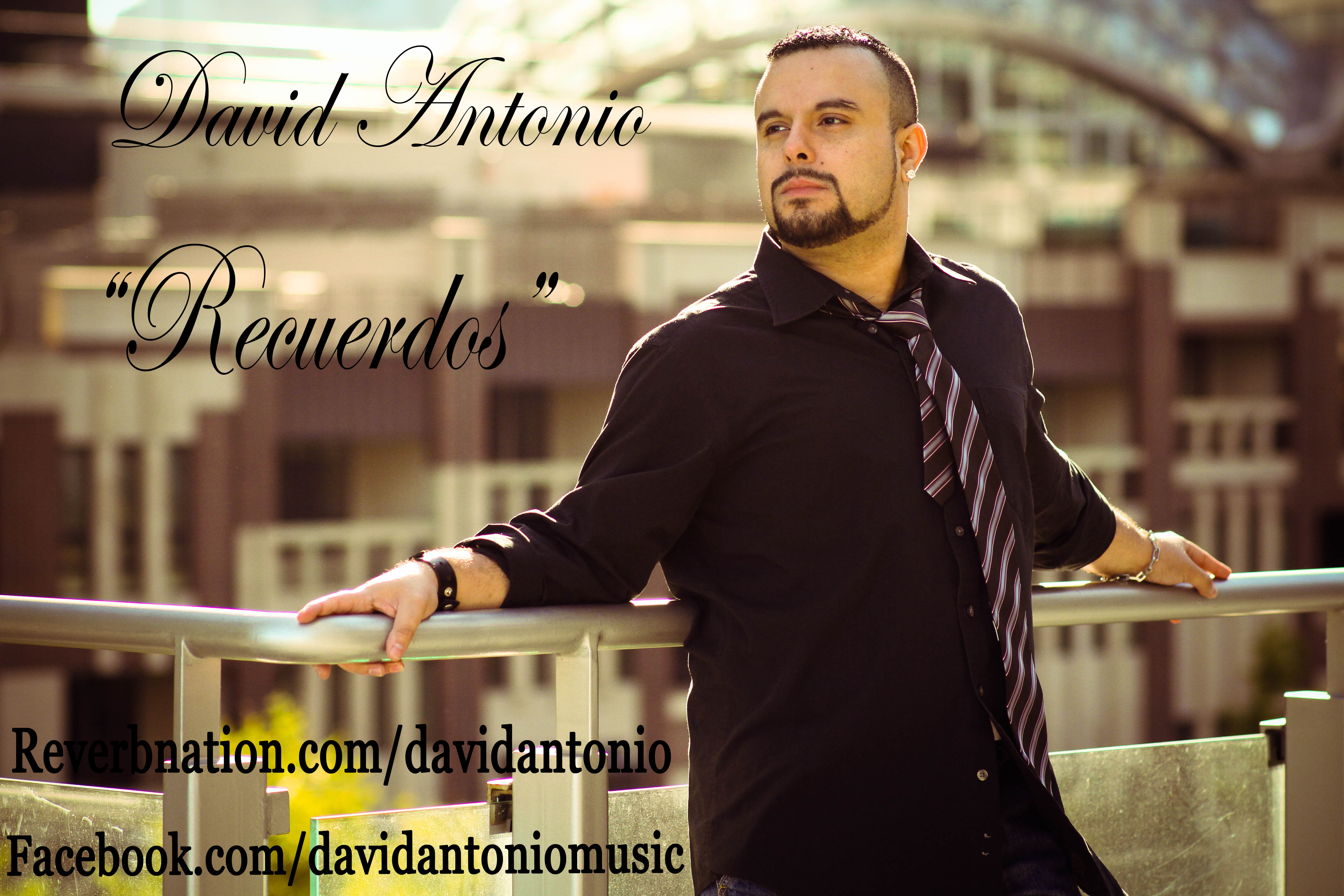 "Review: David Antonio ""Recuerdos"""