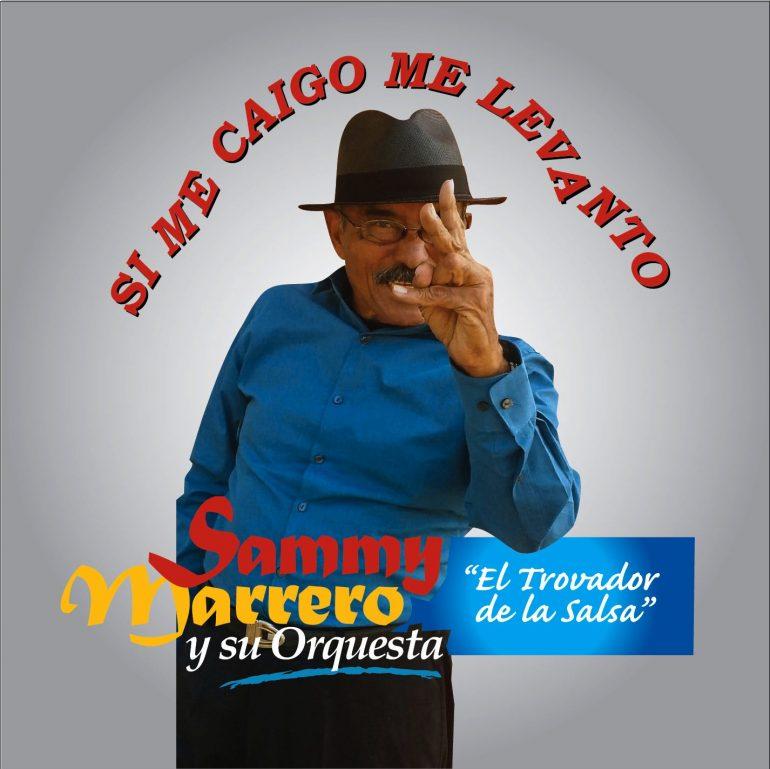SAMMY MARRERO -back cover