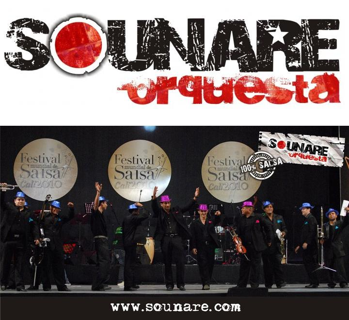 Review Orquesta Sounare La Calle Rumba Newgensalsa