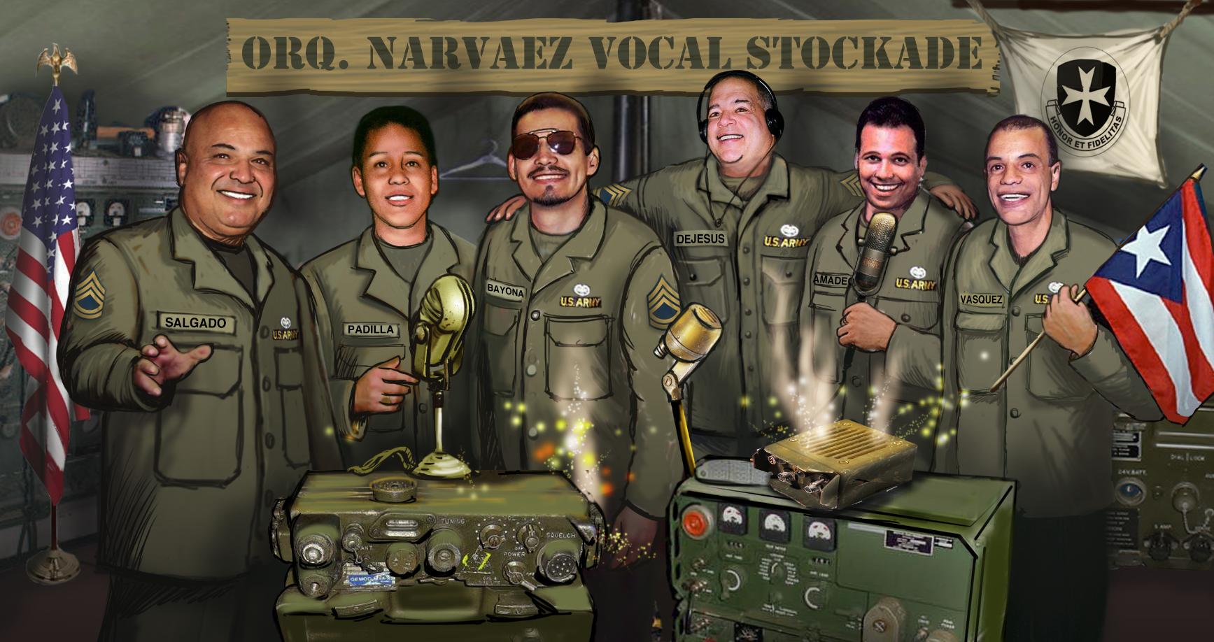 Orquesta Narvaez Singers.